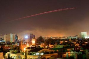 Phản ứng của Nga sau khi Mỹ 'dội bão lửa' Syria