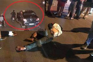Vụ ô tô kéo lê người trên phố: Lệnh bắt khẩn cấp đối với lái xe bán tải