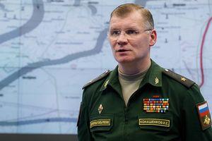 Tướng Nga nghi Anh đứng sau dàn dựng vụ 'tấn công hóa học' tại Syria