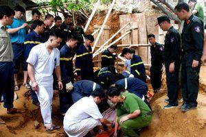Sạt lở đất ở Lào Cai, 3 người thiệt mạng