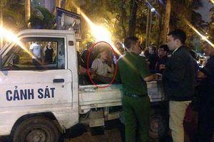 Vụ kéo lê người trên phố ở Hà Nội: Người dân 'đánh hôi' tài xế có bị xử phạt?