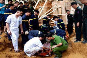 Danh tính nạn nhân vụ sạt lở nghiêm trọng tại Lào Cai