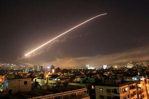 Liên quân Mỹ, Pháp và Anh tấn công Syria
