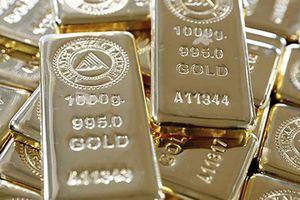 Giá vàng tăng 2 tuần liên tục