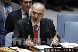 Mỹ, Anh, Pháp tấn công Syria: Damacus chỉ trích Washington vi phạm luật pháp quốc tế