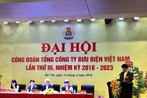 Năng suất lao động bình quân 5 năm tại TCty Bưu điện Việt Nam tăng 17,9%