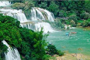 Bài thi viết 'Việt Nam - Vẻ đẹp bất tận': Hãy đến với Công viên địa chất Non nước Cao Bằng