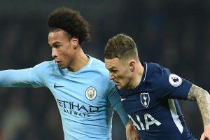 Gặp Tottenham, ngôi báu của Man City có nguy cơ lung lay
