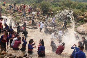 Điện Biên: Công bố Tết té nước là di sản Văn hóa phi vật thể cấp Quốc gia