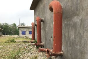 Thanh Hóa: Dân 'khát' nước sạch vì dự án 'treo'