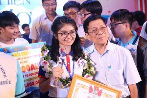 Yamashita Hồng Ân đoạt giải nhất cuộc thi 'Thực hiện ước mơ 2018'