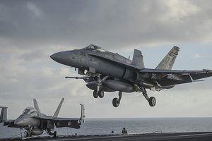 Lực lượng phòng không Syria đáp trả cuộc tấn công của Mỹ>>>Mỹ, Anh, Pháp tấn công Syria: Kết thúc đợt không kích>>>Anh tuyên bố 'không có sự lựa chọn nào khác' ngoài biện pháp quân sự đối với Syria
