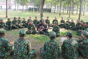 Chi đoàn xung kích huấn luyện giỏi