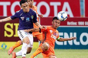 Vòng 5 V-League: Không khoan nhượng