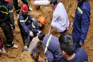 Danh tính 4 nạn nhân thương vong vụ sạt lở đất ở Lào Cai