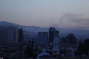 Mỹ tấn công Syria không phải vì vũ khí hóa học?