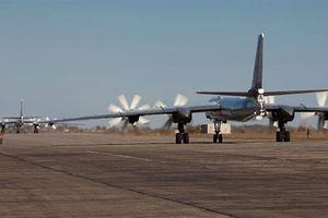 Phi đội Nga vẫn nằm ở Iran cho kịch bản nóng