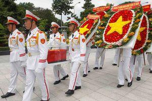 Đưa hài cốt anh hùng Nguyễn Văn Trỗi về Nghĩa trang Liệt sĩ TPHCM