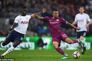 Hủy diệt Tottenham, Man City chờ ngày đăng quang Ngoại hạng Anh