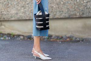 'Thủng ví' với 6 xu hướng giày hot nhất mùa hè năm nay