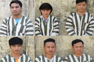 6 đối tượng bắt giữ người trái phép để đòi nợ bị khởi tố