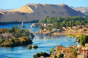 Ước muốn trong đời của con người là được đến 10 dòng sông kì vĩ này một lần