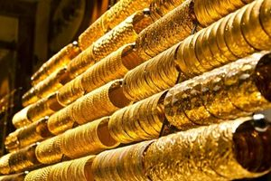 Giá vàng ngày 15/4 tiếp tục tăng mạnh