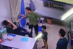 Người nhà bệnh nhi tấn công bác sĩ trong đêm