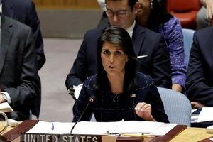 Đại sứ Mỹ tại LHQ nói Syria 'không xứng đáng' để đàm phán với Mỹ