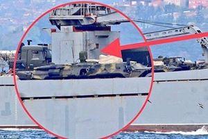 Nga mang thiết bị gây nhiễu tên lửa hành trình đến Syria