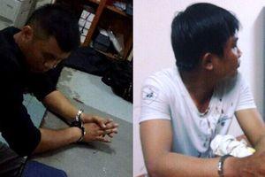 Kinh hoàng 3 thanh niên dùng dao, mũ bảo hiểm tấn công CSGT