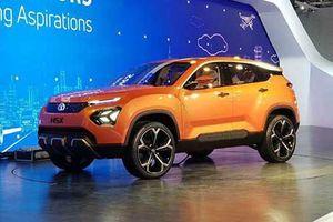 Hãng xe siêu rẻ Tata ra mắt H5X phong cách Land Rover