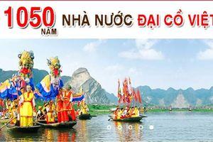 Đoàn nghệ thuật Hàn Quốc, Lào biểu diễn tại Lễ kỷ niệm 1050 năm Nhà nước Đại Cồ Việt