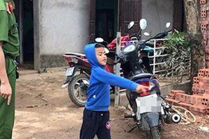Bắt được nghi phạm xông vào nhà đâm bé trai 8 tuổi tử vong