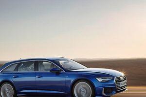 Audi chính thức ra mắt mẫu A6 Avant 2019