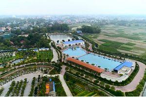 Thành phố Sông Công phát triển vươn cao đô thị một vùng trời