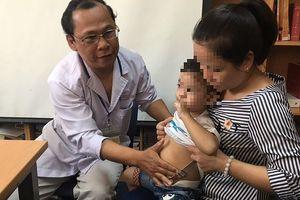 Bé trai 3 tuổi mắc bệnh hiếm gặp, chưa từng thấy trong y văn