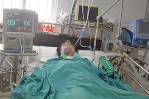4 giờ nghẹt thở phẫu thuật cứu người đàn ông bị đâm thấu tim