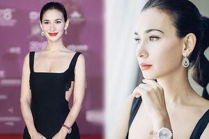 'Bông hồng lai' trong phim hành động của Ngô Kinh đẹp say lòng