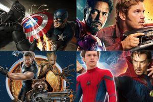 Nhanh tay ghi chú lại 10 nhóm nhỏ sẽ debut trong siêu phẩm 'Avengers: Infinity War'!