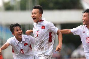 U19 Việt Nam sang Hàn Quốc dự giải tứ hùng quốc tế