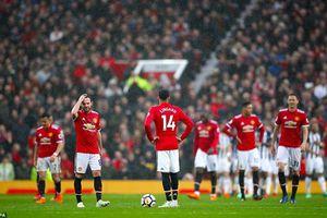 M.U bại trận trước đội chót bảng, Man City vô địch sớm