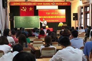 Công đoàn ngành Công Thương Hà Nội tập huấn cho 120 cán bộ CĐCS