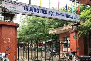 Bộ GDĐT yêu cầu báo cáo gấp vụ nghi thầy giáo dâm ô 9 học sinh tiểu học