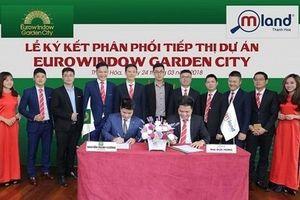 MLAND Thanh Hóa phân phối dự án Eurowindow Garden City