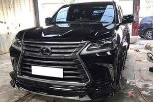 Bộ Xây dựng xin Lexus và Land Cuiser của doanh nghiệp về sử dụng