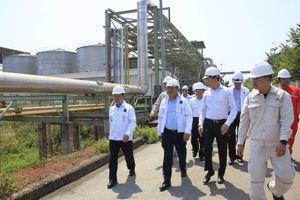 Nỗ lực đưa Nhà máy nhiên liệu sinh học (NLSH) Bình Phước sớm vận hành