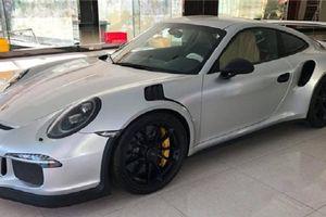 'Ông trùm' cà phê Trung Nguyên - Đặng Lê Nguyên Vũ 'tậu' Porsche 911 GT3 RS