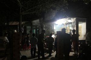 Bắt khẩn cấp nghi can đâm chết cha ruột ở Phan Thiết
