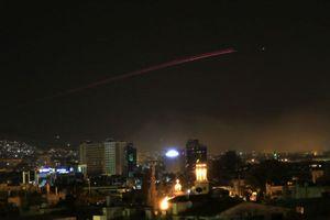 Mỹ công bố video tên lửa Tomahawk tấn công Syria